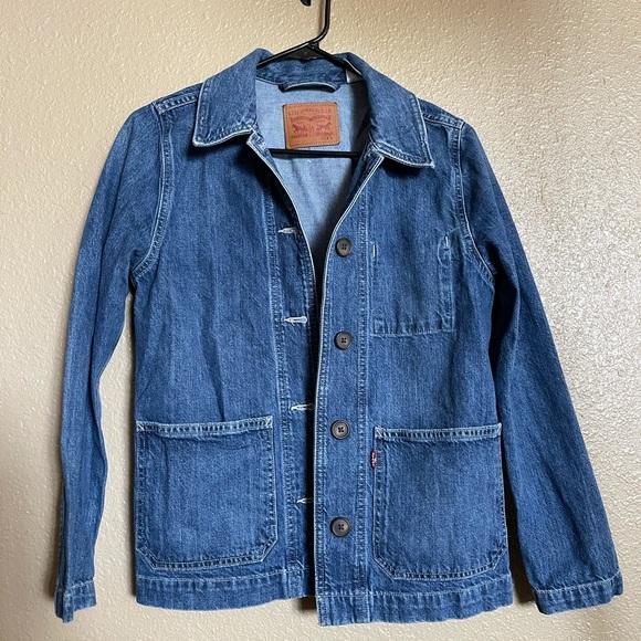 levi's carpenter jacket